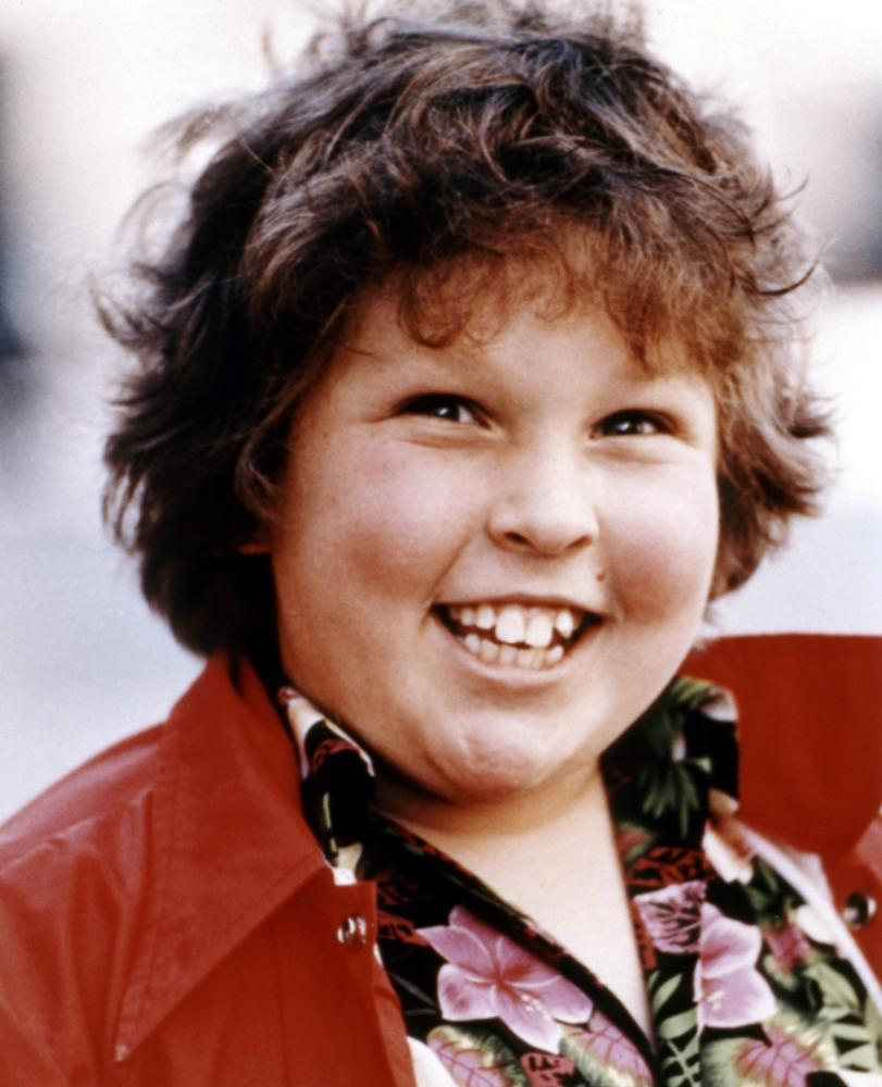 THE GOONIES, Jeff Cohen, 1985. (c) Warner Bros..