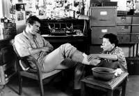 THE YEAR OF LIVING DANGEROUSLY, Mel Gibson, Linda Hunt, 1982, (c)MGM