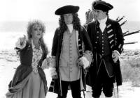 YELLOWBEARD, Madeline Kahn, Eric Idle, Nigel Planer, 1983, (c)Orion Pictures
