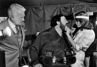 YES, GIORGIO, Eddie Albert, Luciano Pavarotti, Kathryn Harrold, 1982, (c) MGM
