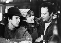WILLIE AND PHIL, Michael Ontkean, Margot Kidder, Ray Sharkey, 1980, TM and Copyright © 20th Century Fox Film Corp. All rights reserved..