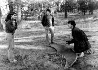 WARGAMES, Ally Sheedy, Matthew Broderick, John Wood, 1983, (c) MGM